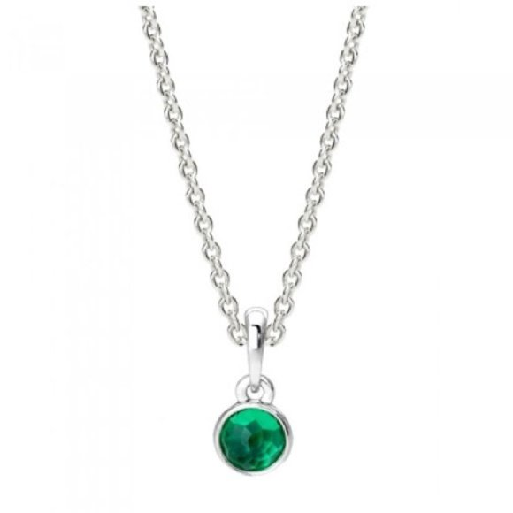 pandora birthstone necklace